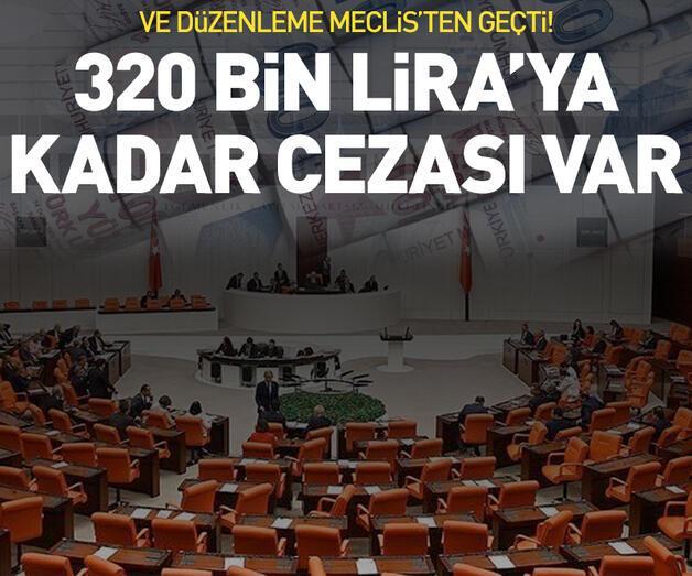 Son dakika: Alkol düzenlemesi Meclis'ten geçti!