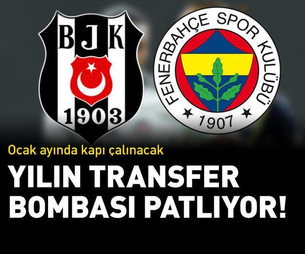 Son dakika: Beşiktaş'tan Fenerbahçe'ye bomba transfer!