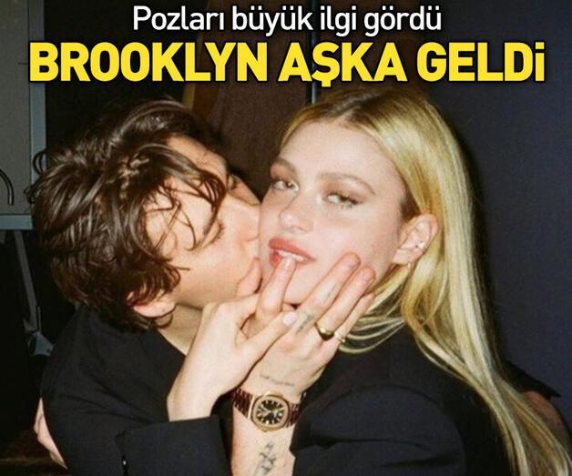 Son dakika: Brooklyn Beckham nişanlısına: Meleğim