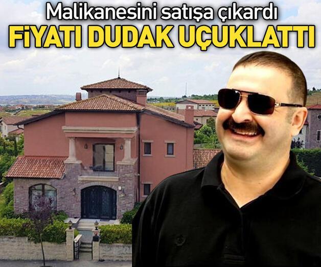 Son dakika: Şafak Sezer 9,7 milyonluk villasını satışa çıkardı
