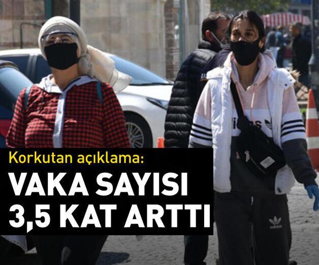 Son dakika: İzmir Valisi'nden korkutan korona açıklaması