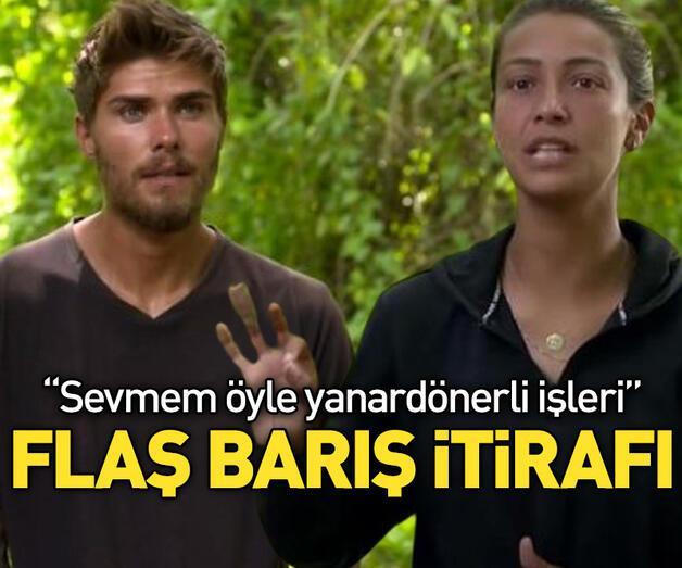 Son dakika: Survivor Evrim'den flaş Barış Murat Yağcı itirafı