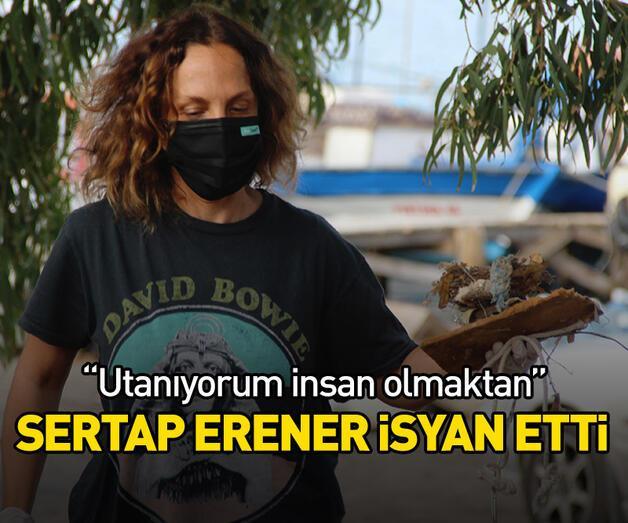 Son dakika: Sertap Erener isyan etti: Utanıyorum insan olmaktan