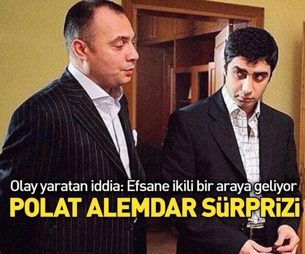 Son dakika: Flaş iddia: Polat Alemdar, 'EDHO'ya mı katılıyor?