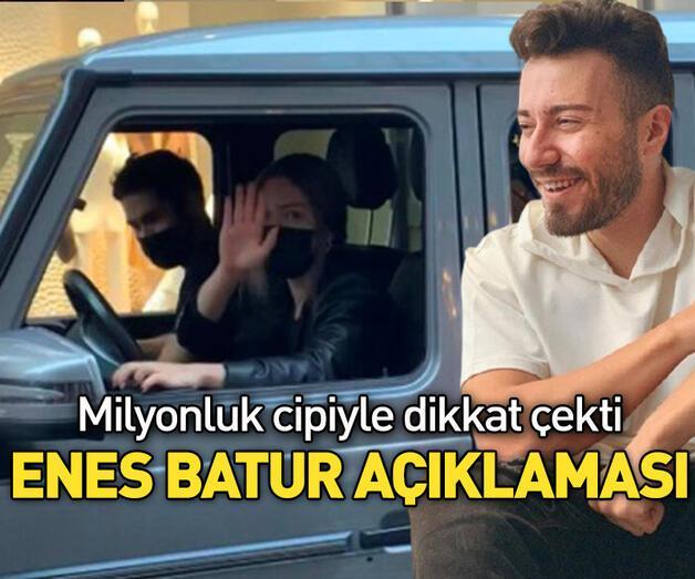 Son dakika: Danla Bilic'ten Enes Batur cevabı!