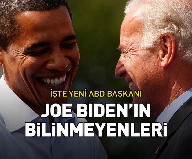 Son dakika: Joe Biden kimdir? İşte hayatı ve bilinmeyenleri