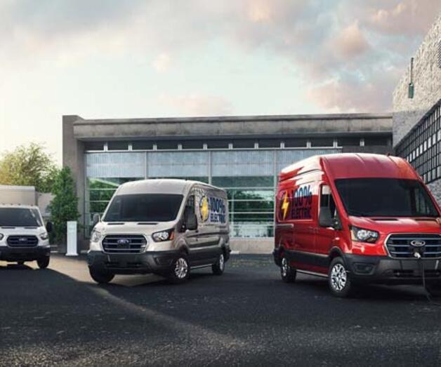 Son dakika: Ford'un ilk elektrikli ticarisi Kocaeli'nde üretilecek