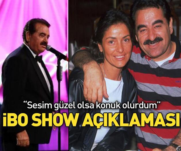 Son dakika: Derya Tuna'dan 'İbo Show' açıklaması