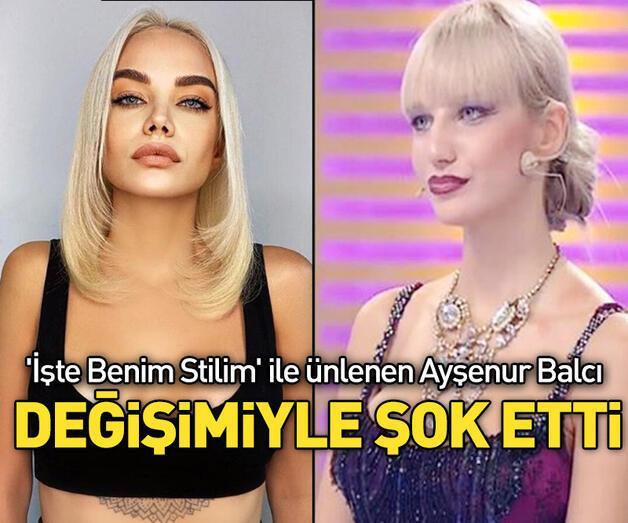 Son dakika: Ayşenur Balcı'nın büyük değişimi!