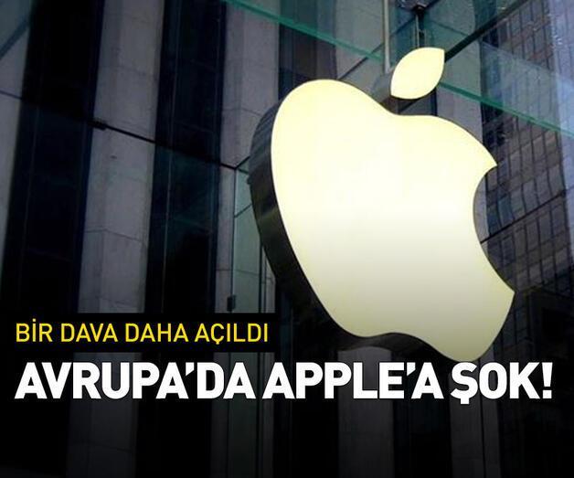 Son dakika: Avrupa ülkelerinde Apple'a iPhone davası