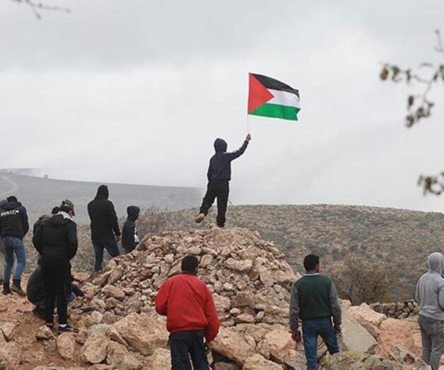 Son dakika: İsrail güçleri Batı Şeria'daki gösterilerde 6 Filistinliyi yaraladı