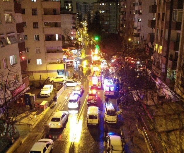 Son dakika: Kadıköy'de korkutan patlama: Mahalleli sokağa döküldü