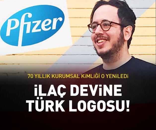Son dakika: İlaç devine Türk logosu