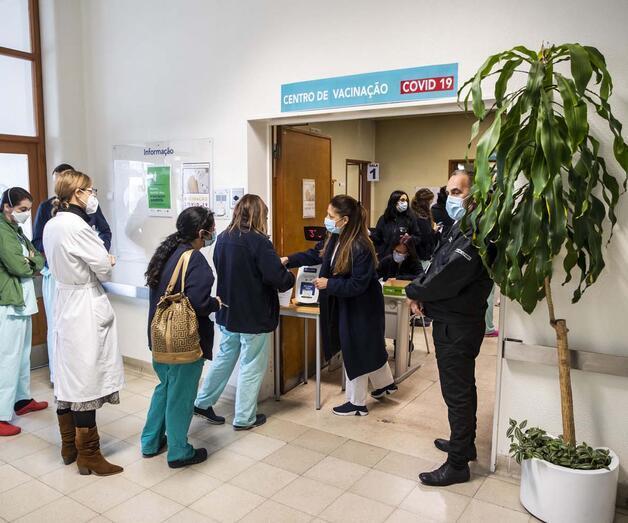 Son dakika: Portekiz sağlık sistemi Covid-19 nedeni ile çökmek üzere