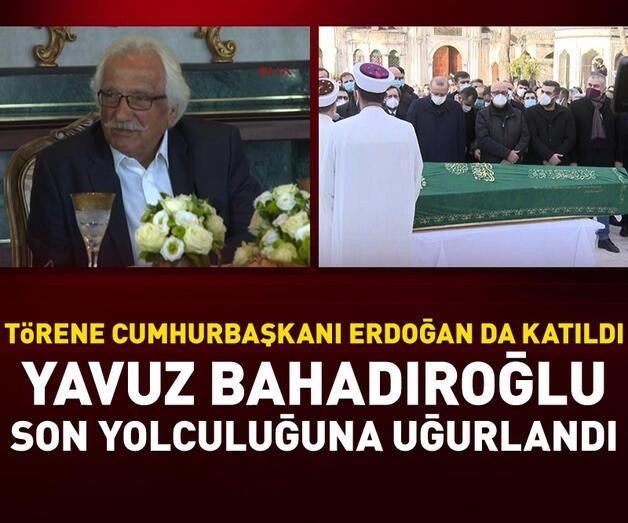 Son dakika: Tarihçi-yazar Yavuz Bahadıroğlu'na veda