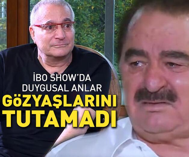 Son dakika: İbo Show'da Mehmet Ali Erbil rüzgarı!