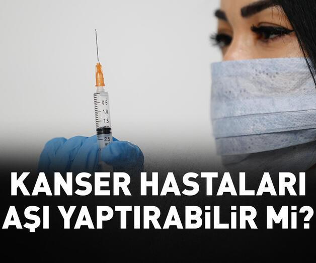 Son dakika: Prof. Dr. Çil: Kanser hastaları Sinovac aşısını güvenle kullanabilir