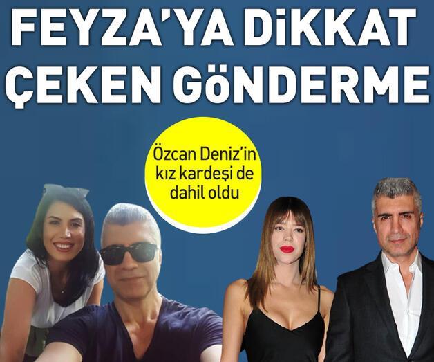 Son dakika: Özcan- Feyza kavgasına Sibel Semercide katıldı!
