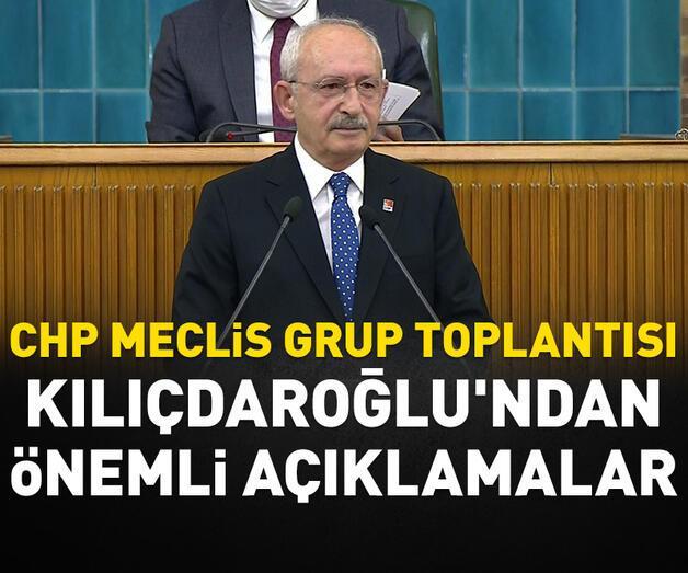 Son dakika: Kılıçdaroğlu'ndan önemli açıklamalar