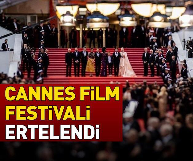 Son dakika: 74. Cannes Film Festivali ertelendi