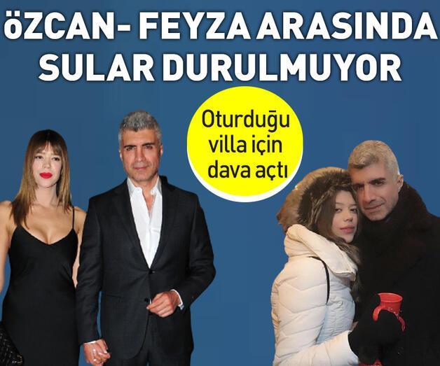Son dakika: Özcan Deniz ve Feyza Aktan arasında sular durulmuyor!
