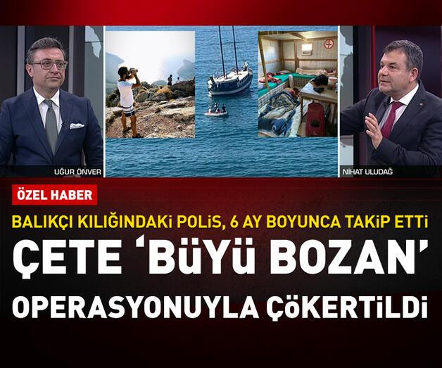 """Son dakika: Çete """"Büyü Bozan Operasyonu"""" ile çökertildi"""