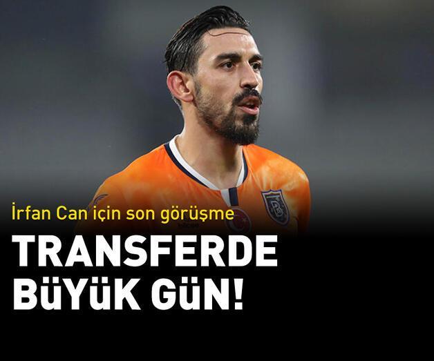 Son dakika: İrfan Can Kahveci transferinde büyük gün!