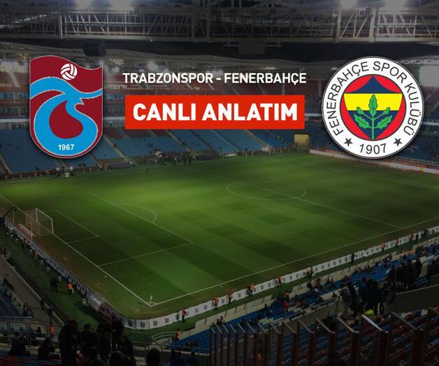 Son dakika: Trabzon'da maç başladı
