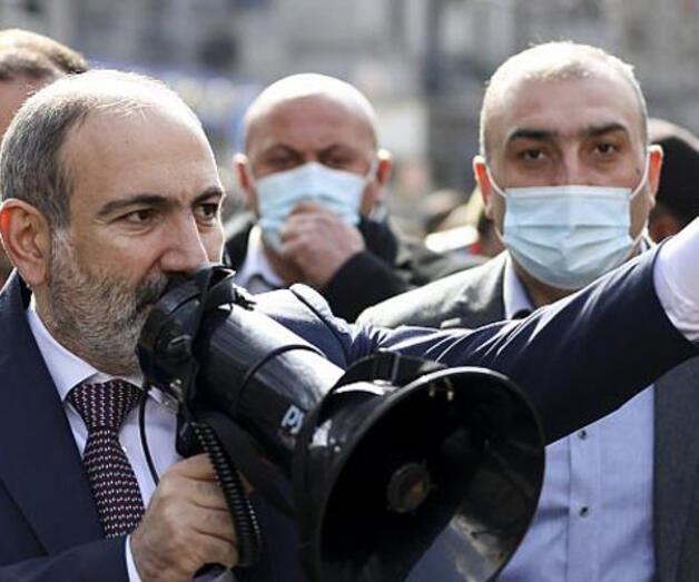 Son dakika: Ermenistan Başbakanı Paşinyan'dan yeni hamle