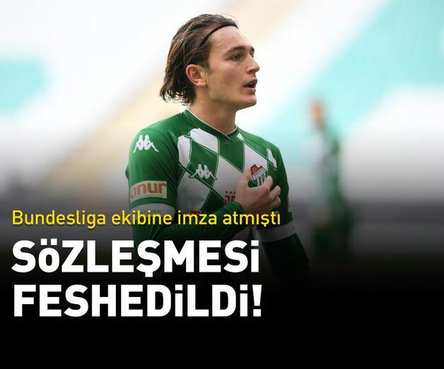 Son dakika: Bursaspor'da Ali Akman'ın sözleşmesi feshedildi!