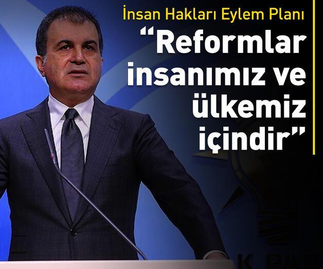 """Son dakika: """"Reformlar insanımız ve ülkemiz içindir"""""""