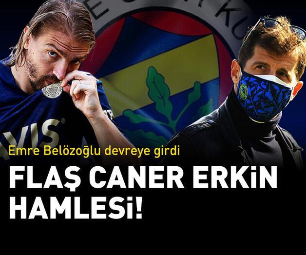 Son dakika: Emre Belözoğlu'ndan Caner Erkin hamlesi!