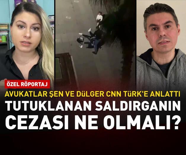 Son dakika: Samsun'da tutuklanan saldırganın cezası ne olmalı?