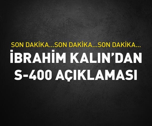 Son dakika: S-400 kararı Türkiye'de bir gecede alınmadı