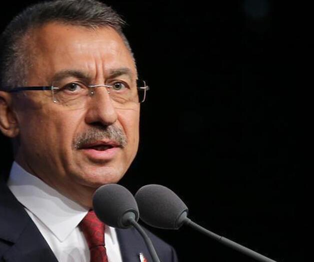 Son dakika: Cumhurbaşkanı Yardımcısı Oktay'dan usta oyuncu Rasim Öztekin için taziye mesajı