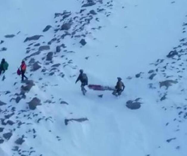 Son dakika: Hasan Dağı'nda mahsur kalan 2 dağcı kurtarıldı