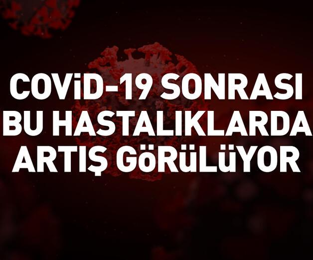 Son dakika: Koronavirüs sonrası bu hastalıklarda artış görülüyor