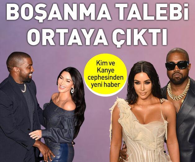 Son dakika: Kanye West'in boşanma talepleri ortaya çıktı