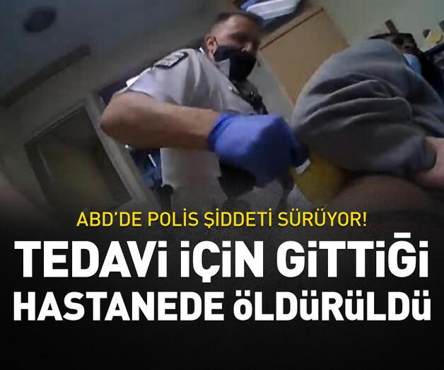 Son dakika: Hastanede vurularak öldürüldü