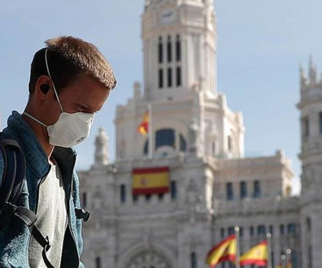 Son dakika: İspanya'da Kovid-19 nedeniyle son 24 saatte 126 kişi öldü