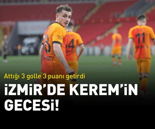 Son dakika: İzmir'de Kerem'in gecesi!