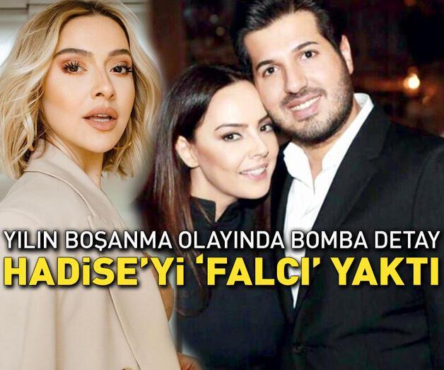 Son dakika: Ebru Gündeş ve Reza Zarrab'ın boşanma olayında bomba detay