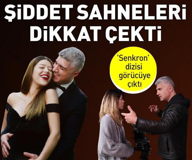 Son dakika: Feyza Aktan ve Özcan Deniz'in şiddet sahneleri dikkat çekti