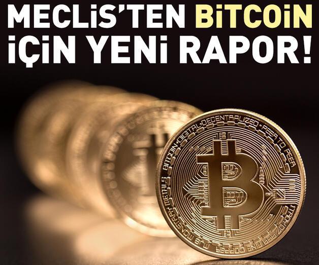 Son dakika: TBMM'den 'Bitcoin' açıklaması