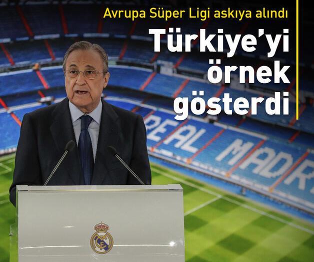 Son dakika: Avrupa Süper Ligi askıya alındı