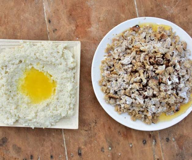 Son dakika: Damak çatlatan asırlık lezzetler 'keledoş' ve 'mastuva'!