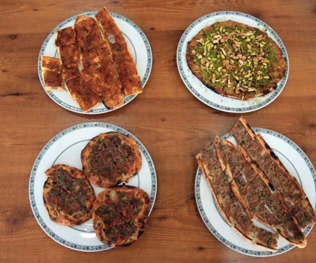 Son dakika: Aydın'ın tescilli lezzetleri iftar sofralarına lezzet katıyor