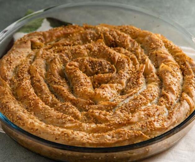 Son dakika: Terbiyeli Paça Çorbası, Kıymalı Mercimekli Börek ve Çilek Soslu Sakızlı Muhallebi