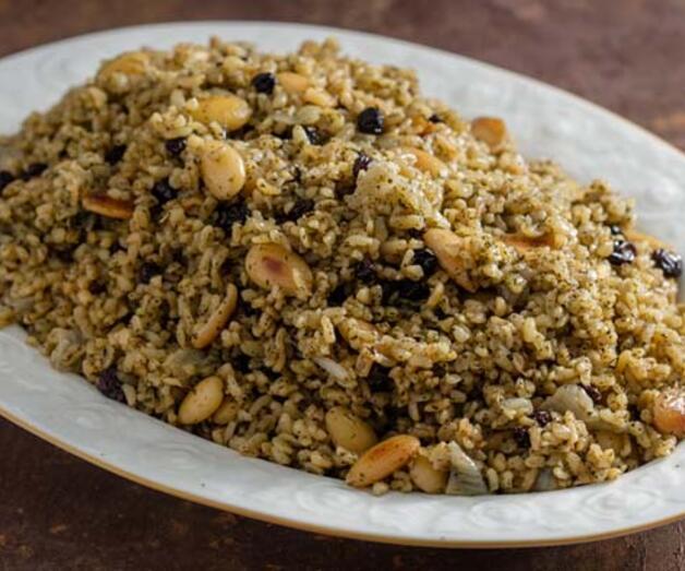 Son dakika: Günün iftar menüsü; İslim kebabı, kuş üzümlü bulgur pilavı ve kalburabastı