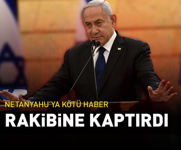Son dakika: Netanyahu'ya kötü haber!